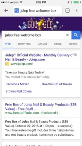 julep-mobile