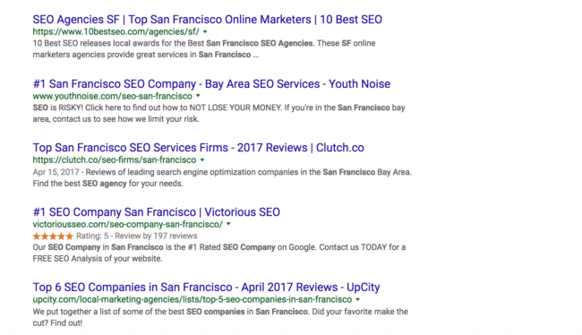 Should You Hire The Person Who Ranks #1 For SEO Queries? - Credo